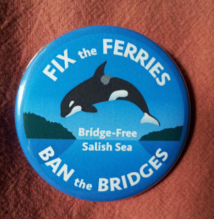 No bridge for Gabriola - fix the ferries instead!